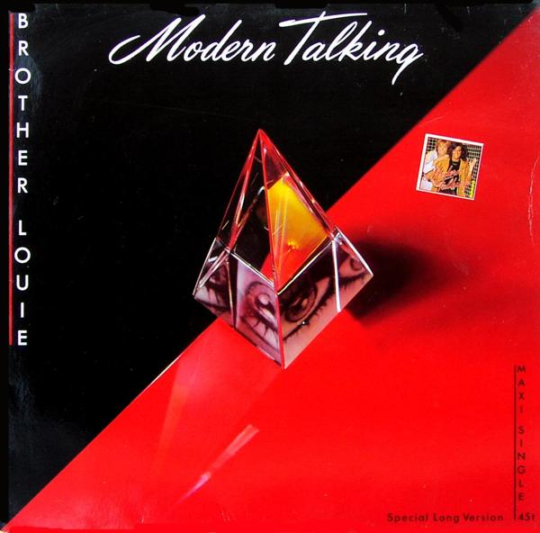 "Modern Talking - Brother Louie [12"" Maxi]"
