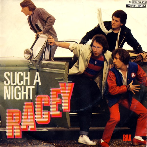 "Racey - Such A Night [7"" Single]"