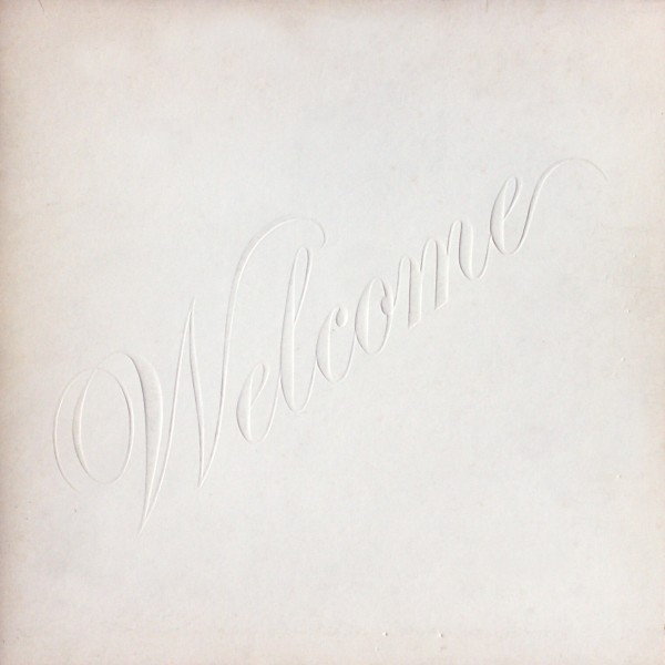 Santana - Welcome [LP]