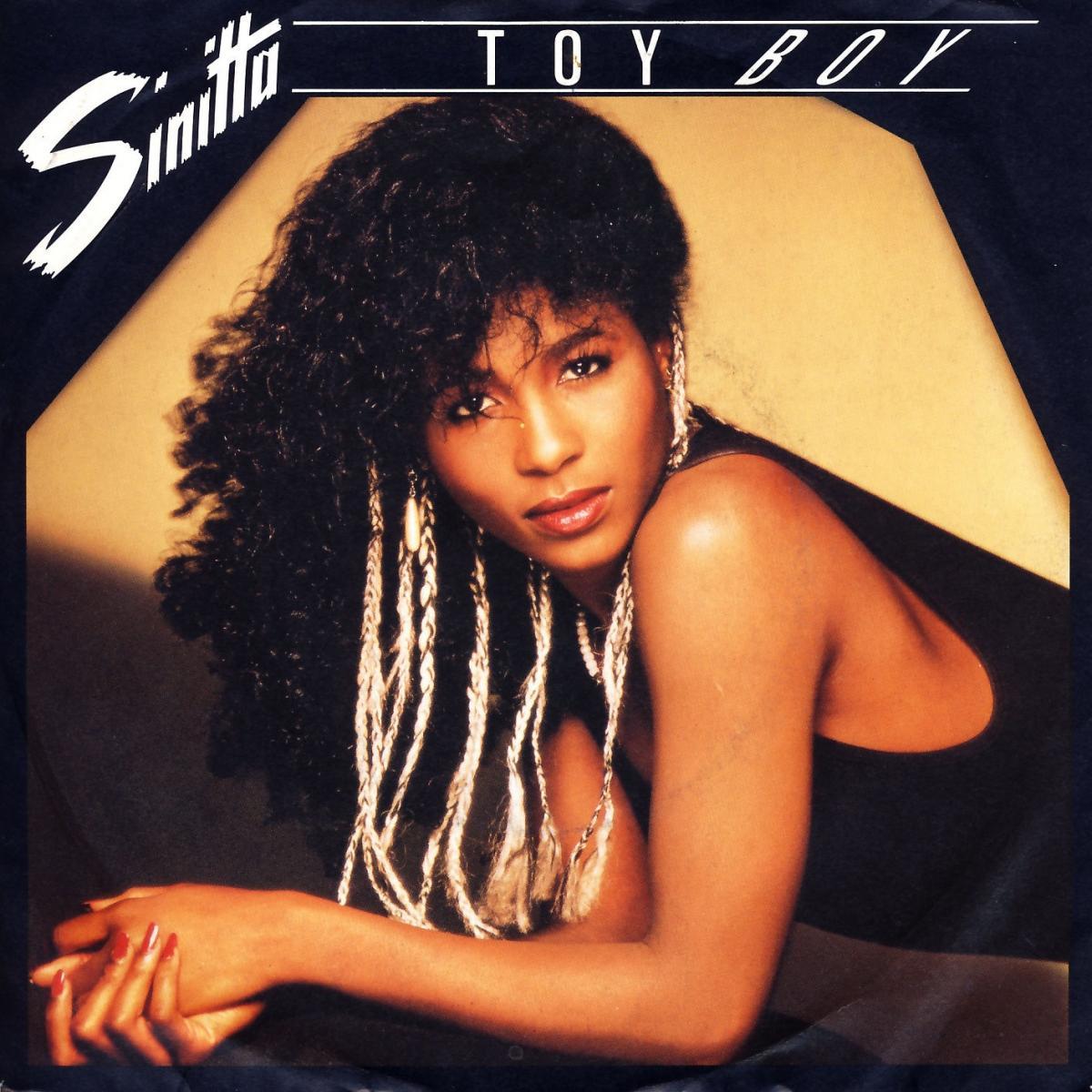 """Sinitta - Toy Boy [7"""" Single]"""