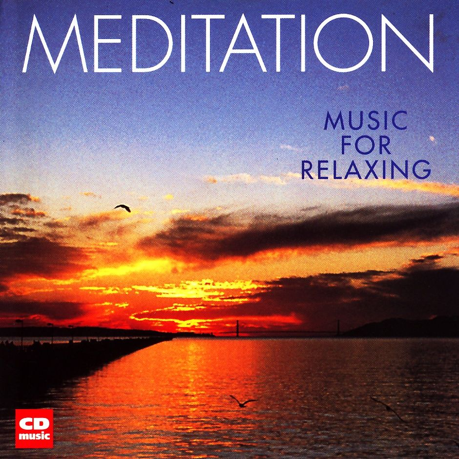 Various - Meditation - Music For Relaxing [CD]