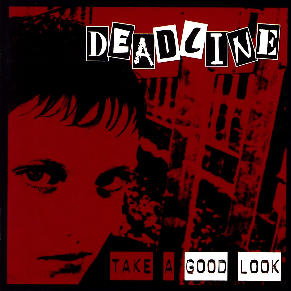Deadline - Take A Good Look [CD]