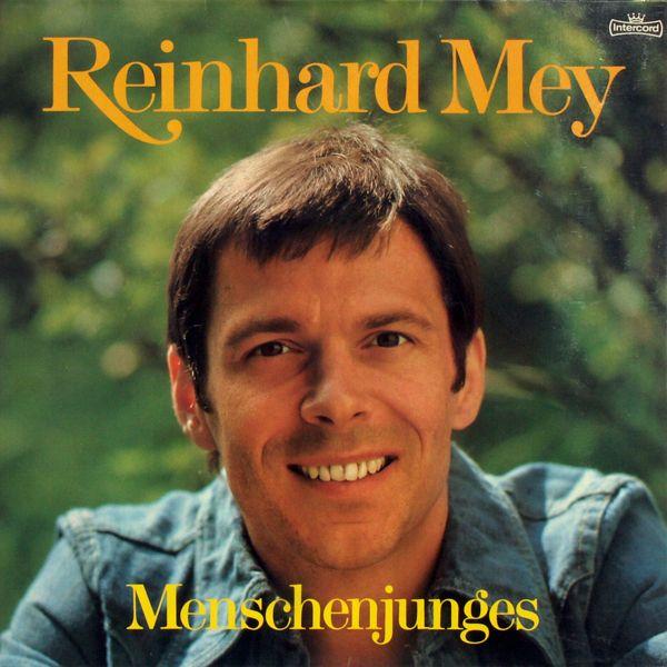Mey, Reinhard - Menschenjunges [LP]