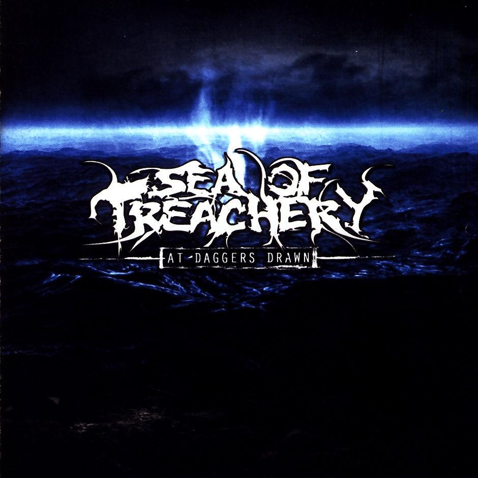 Sea Of Treachery - At Daggers Drawn [CD]