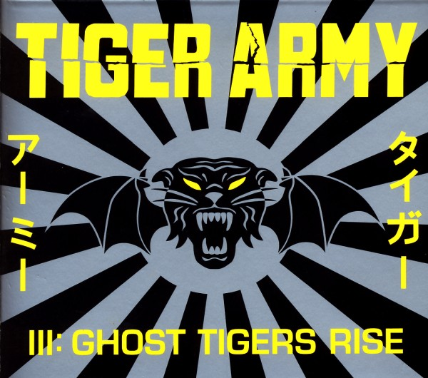 Tiger Army - III: Ghost Tigers Rise [CD]