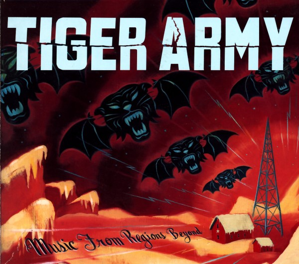 Tiger Army - Music From Regions Beyond [CD]