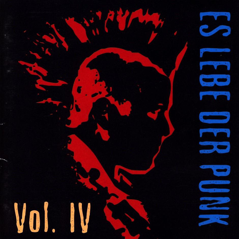 Various - Es Lebe Der Punk Vol. IV [CD]