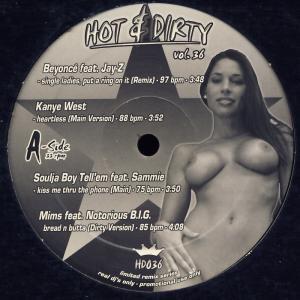 Various - Hot & Dirty 36 [LP]
