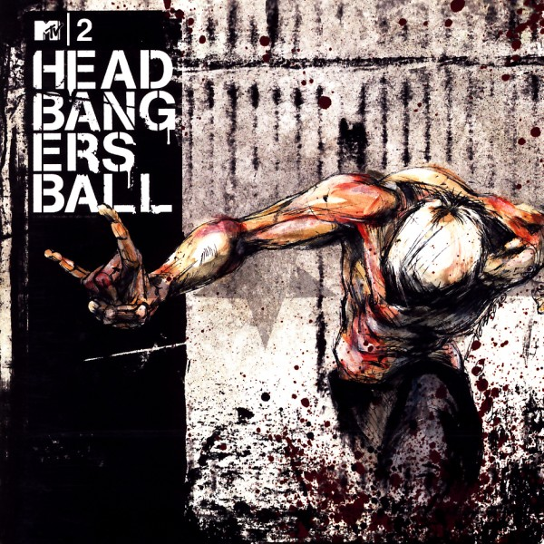 Various - MTV 2 Headbangers Ball [CD]