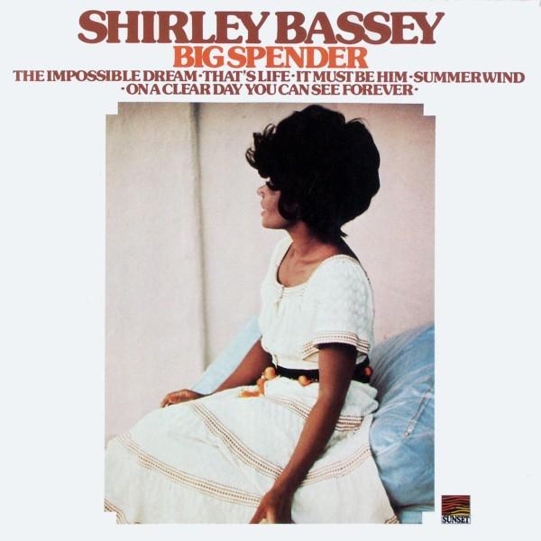 Bassey, Shirley - Big Spender [LP]