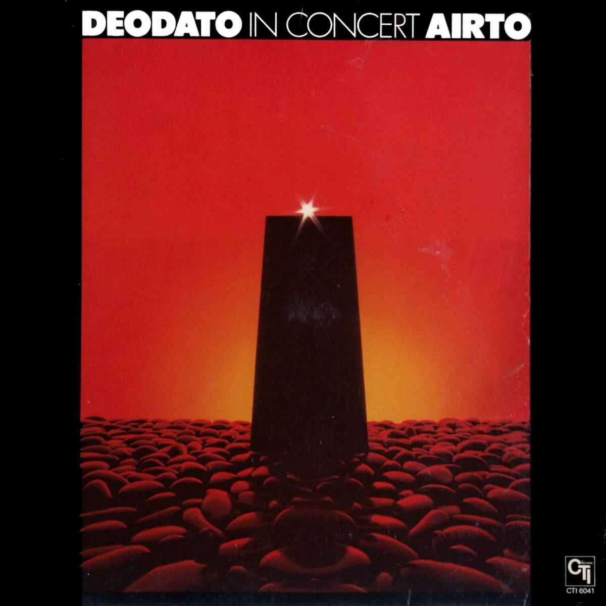 Deodato & Airto - In Concert [LP]