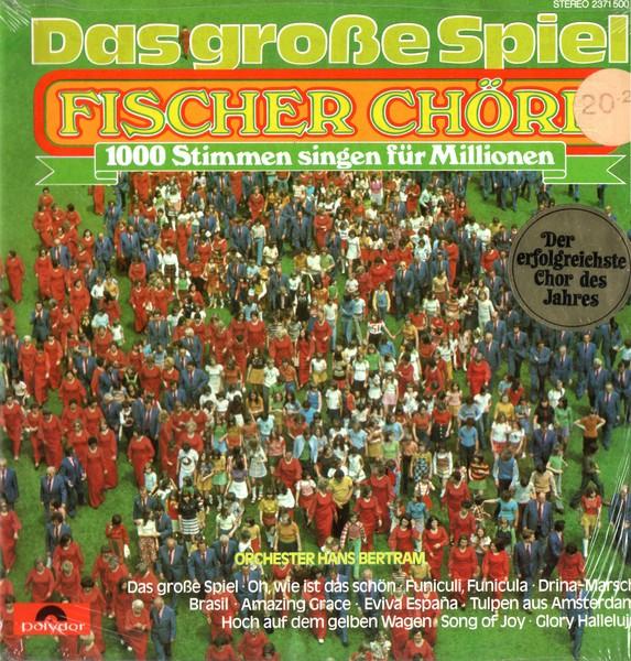 Fischer-Chöre - Das Große Spiel [LP]