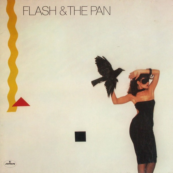 Flash & The Pan - Flash & The Pan [LP]