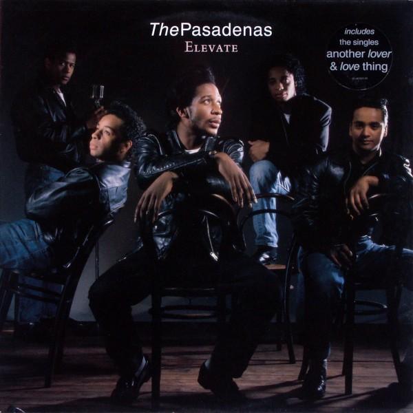Pasadenas - Elevate [LP]