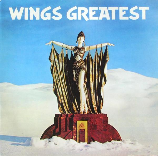 Wings - Wings Greatest [LP]