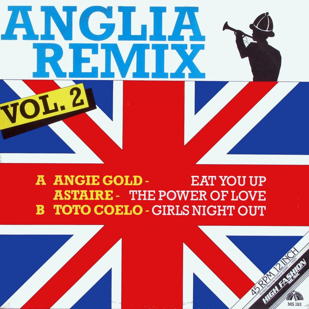 """Various - Anglia Remix Vol. 2 [12"""" Maxi]"""
