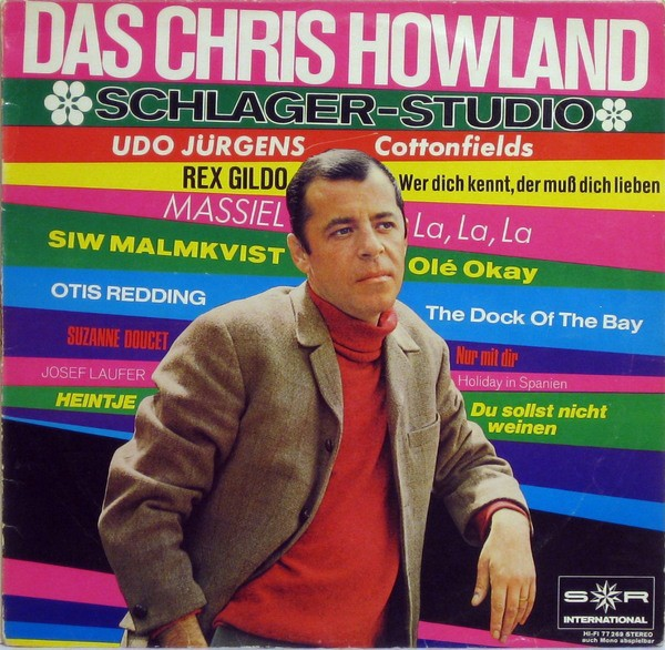 Various - Das Chris Howland Schlager Studio [LP]