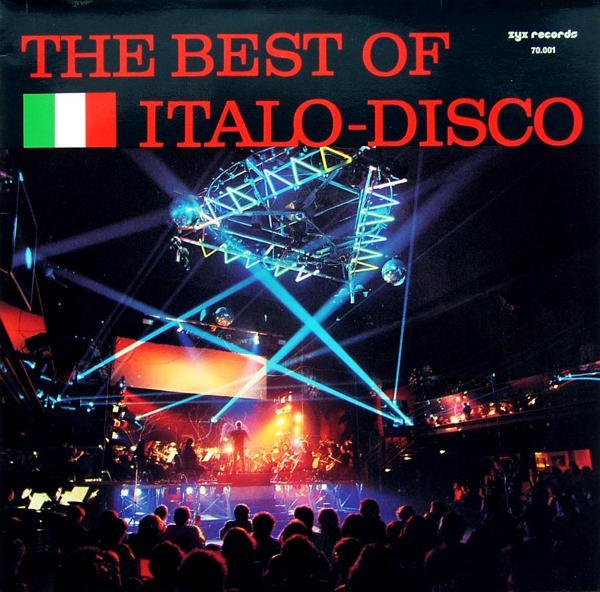Various - The Best Of Italo Disco [LP]
