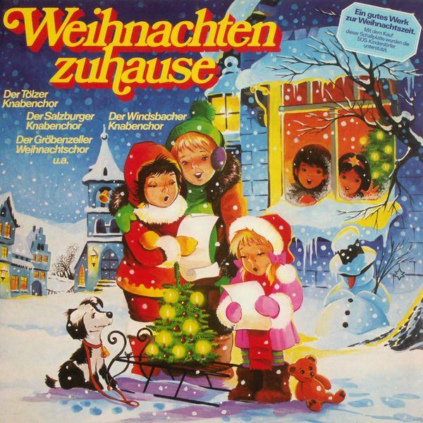 Various - Weihnachten Zu Hause [LP]