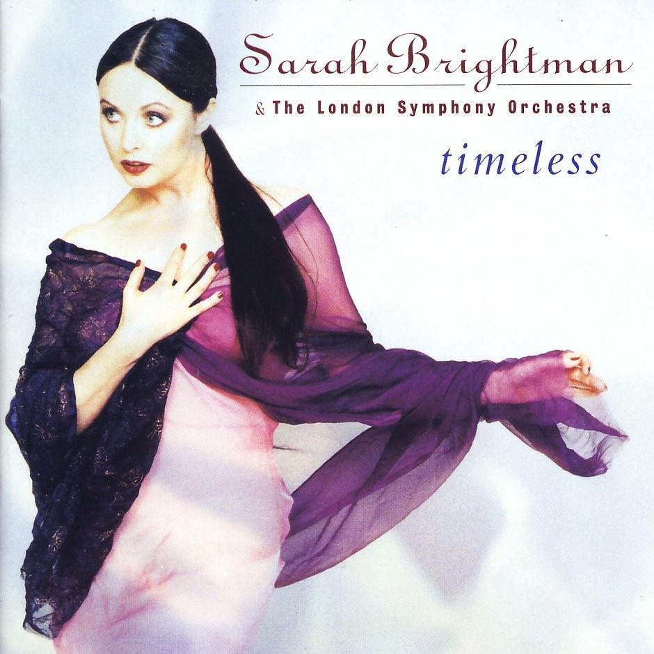 Brightman, Sarah - Timeless [CD]