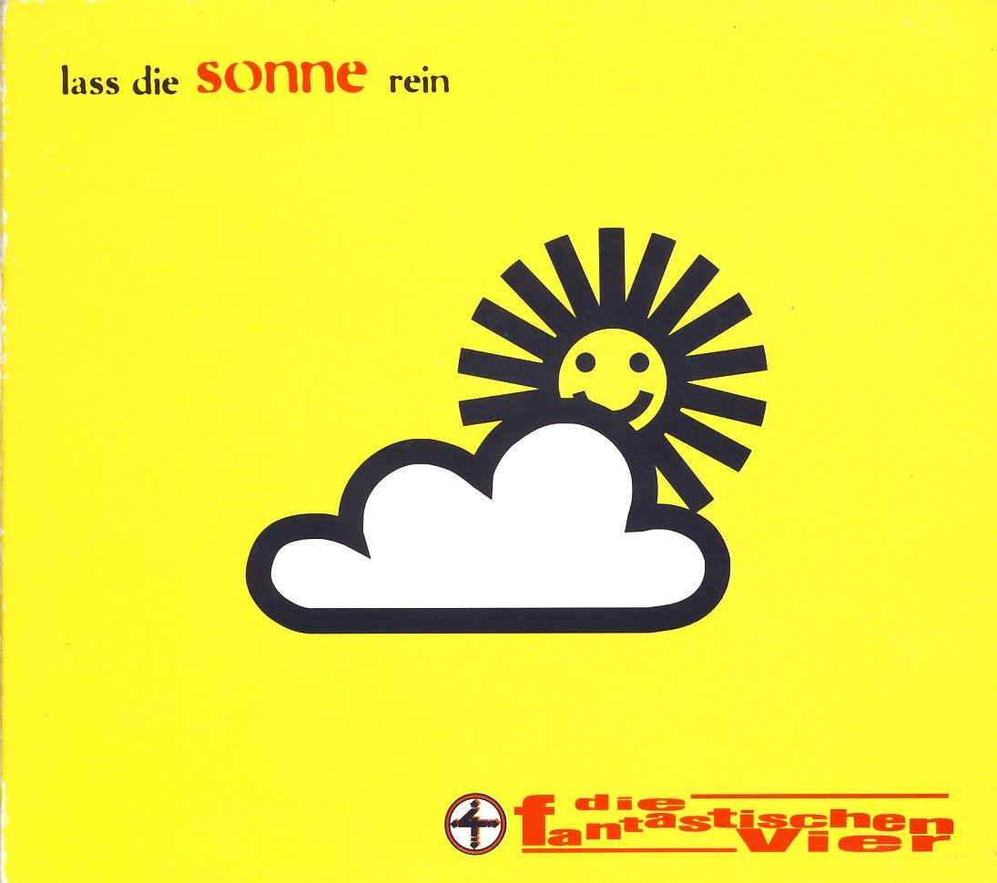 Fantastischen Vier - Lass Die Sonne Rein [CD-Single]