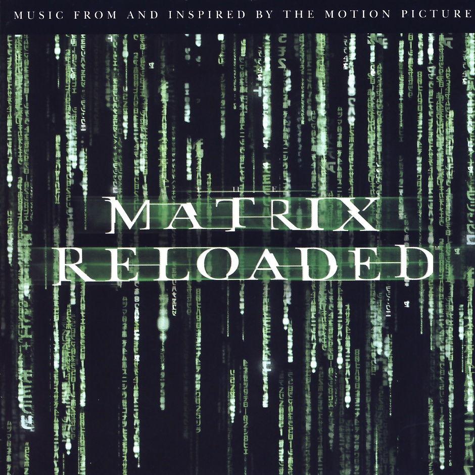 Various - Matrix Reloaded [CD]