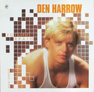"Harrow, Den - Future Brain [12"" Maxi]"