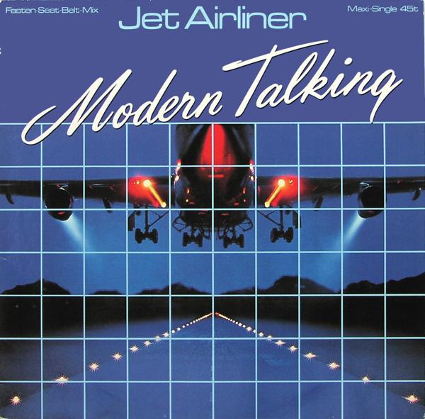"Modern Talking - Jet Airliner [12"" Maxi]"