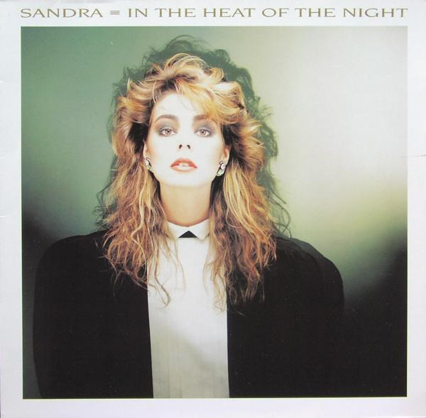 "Sandra - In The Heat Of The Night [12"" Maxi]"