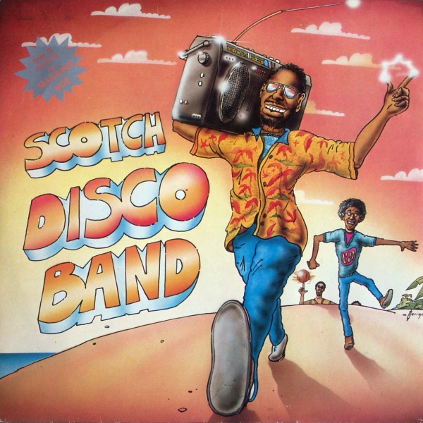 "Scotch - Disco Band [12"" Maxi]"