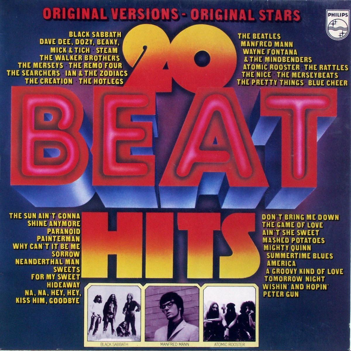Various - 20 Beat Hits [LP]