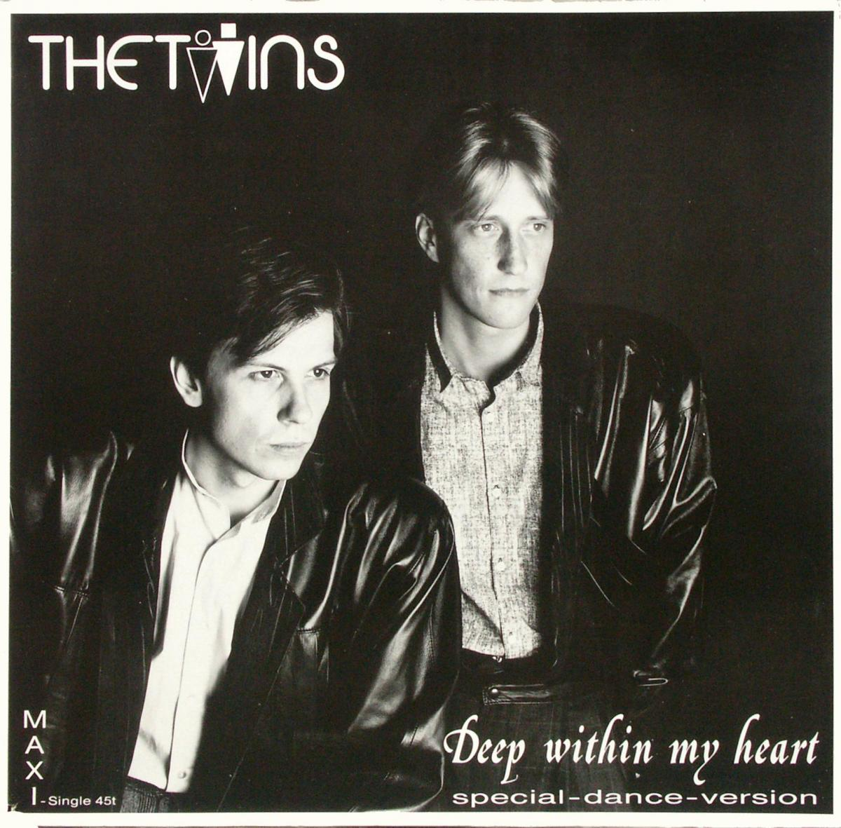 "Twins - Deep Within My Heart [12"" Maxi]"