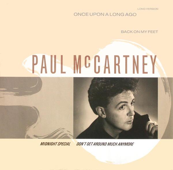 "McCartney, Paul - Once Upon A Long Ago [12"" Maxi]"