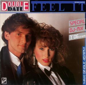 """Double Date - Feel It [12"""" Maxi]"""