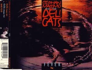 Massimo, Stephan & Deli Cats - Fever [CD-Single]