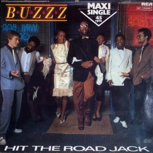 "Buzzz - Hit The Road Jack [12"" Maxi]"