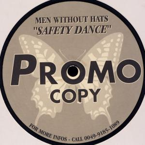 """Men Without Hats - The Safety Dance Remix [12"""" Maxi]"""