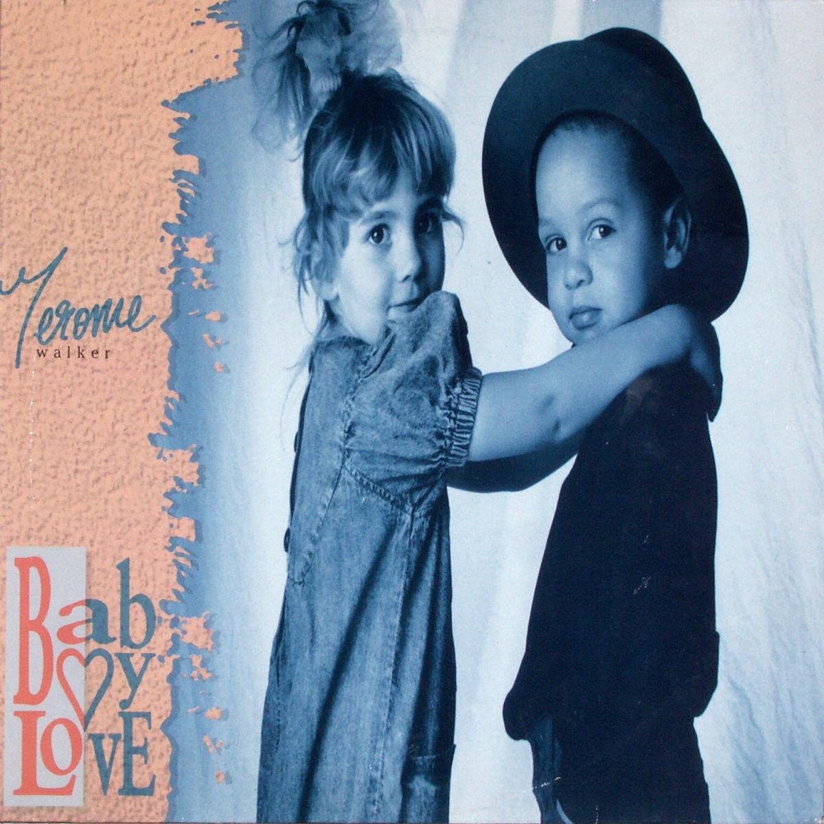 """Walker, Jerome - Baby Love [12"""" Maxi]"""