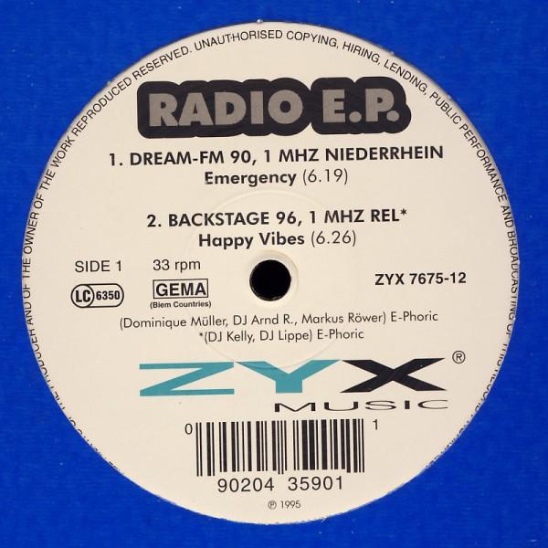 "Various - Radio E.P. [12"" Maxi]"