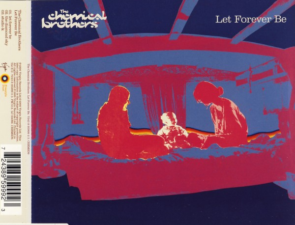 Chemical Brothers - Let Forever Be [CD-Single]