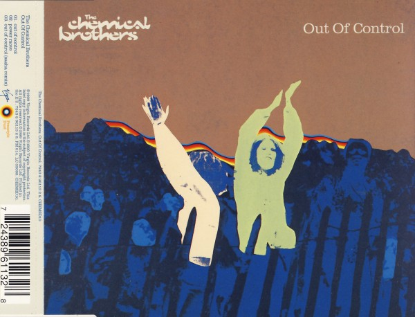 Chemical Brothers - Out Of Control [CD-Single]