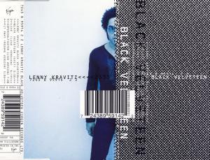 Kravitz, Lenny - Black Velveteen [CD-Single]