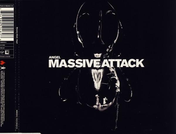 Massive Attack - Angel [CD-Single]