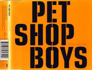 Pet Shop Boys - Home And Dry CD 2 [CD-Single]