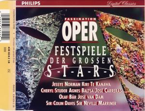 Various - Faszination Oper Festspiele Der Grossen Stars [CD]