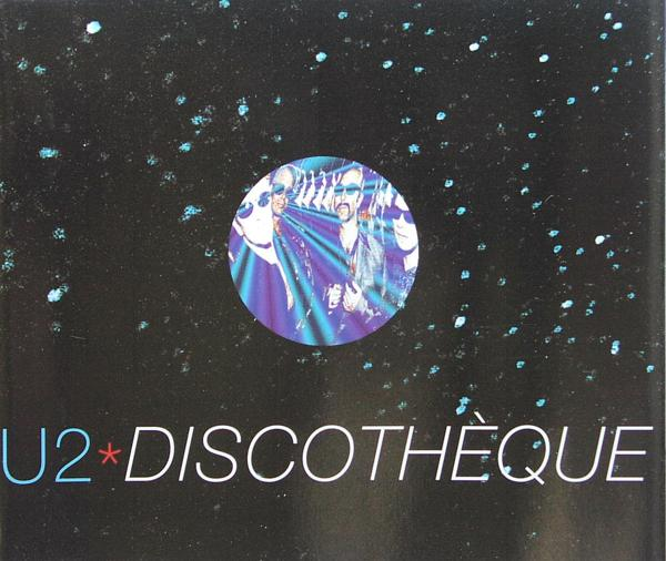U2 - Discotheque [CD-Single]