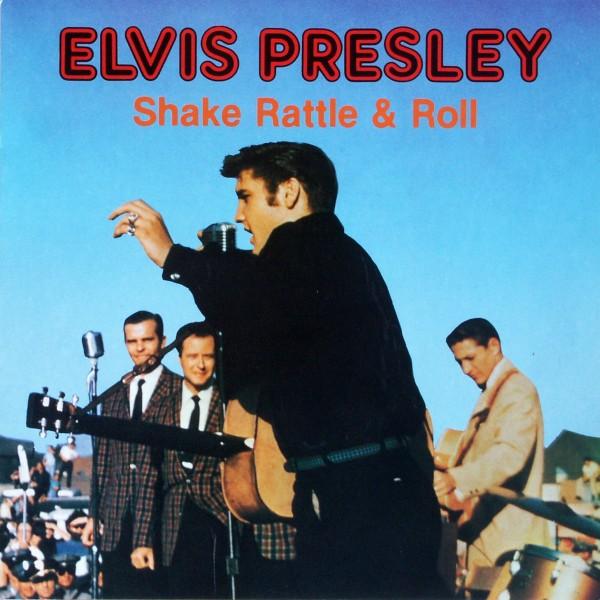 Presley, Elvis - Shake Rattle & Roll - Pictures Of Elvis I. [LP]