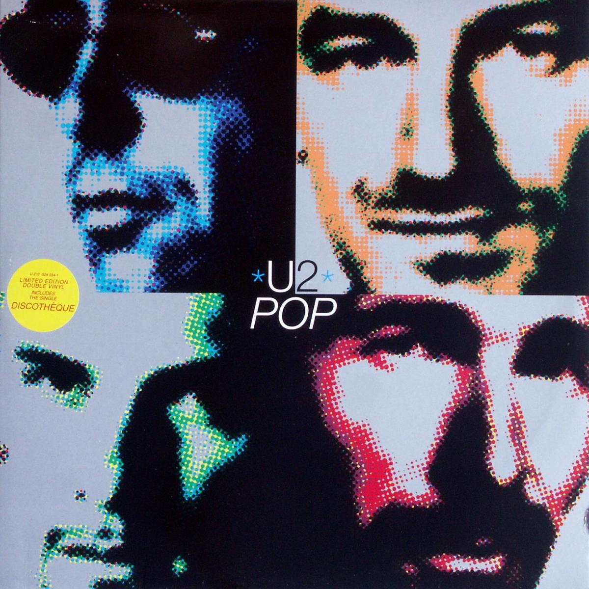 U2 - Pop [LP] 0