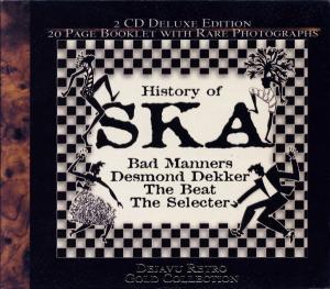 Various - History Of Ska [CD]