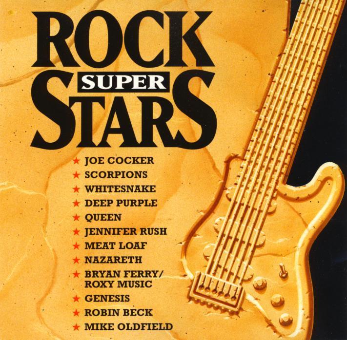 Various - Rock Superstars [CD]